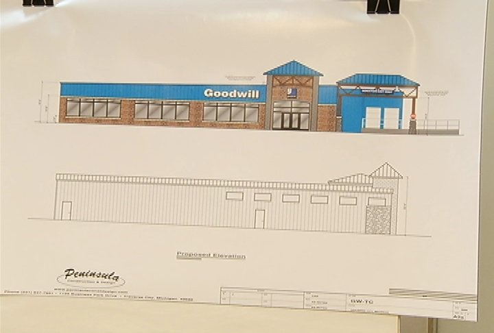 Goodwill Submits Application to Acme Township Planning ...