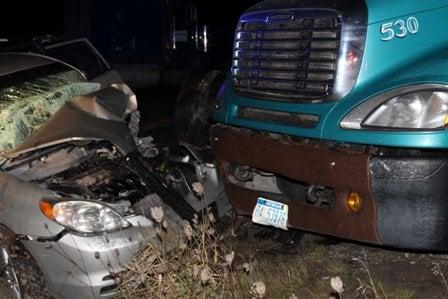 Michigan Chippewa County Car Accident